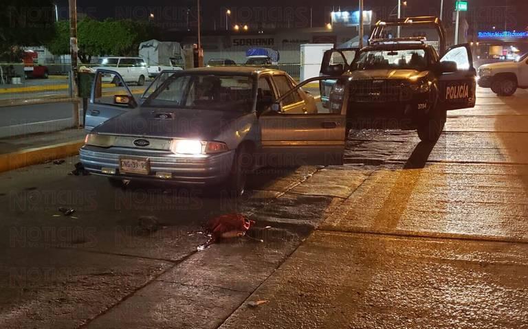 Enfrentamiento entre policías y delincuentes deja tres muertos en Guanajuato