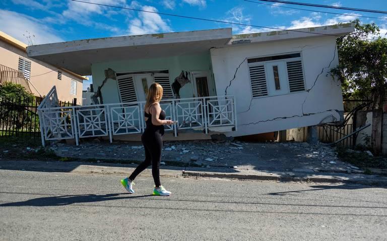 Nuevo sismo de magnitud 6.5 despierta a Puerto Rico