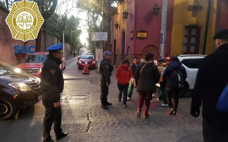 """SSC implementa operativo de seguridad y vialidad por """"regreso a clases"""""""