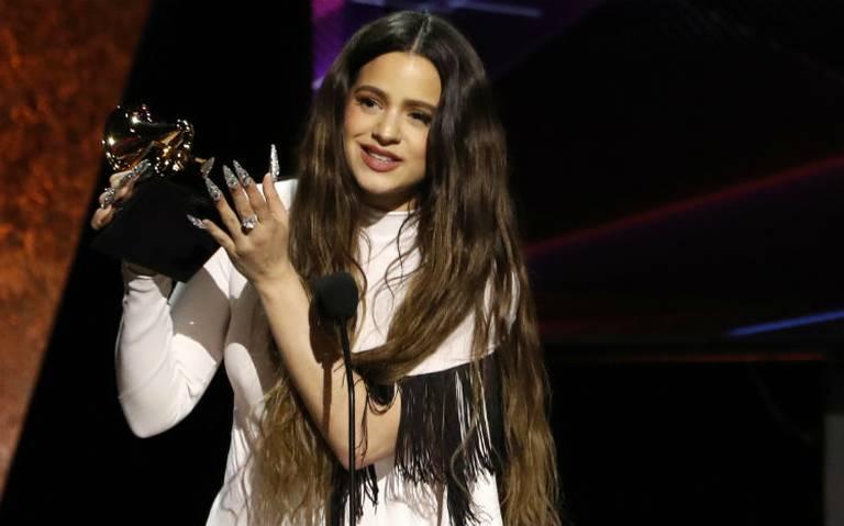 Alejandro Sanz, Rosalía y Marc Anthony ganan los Grammy en las categorías latinas