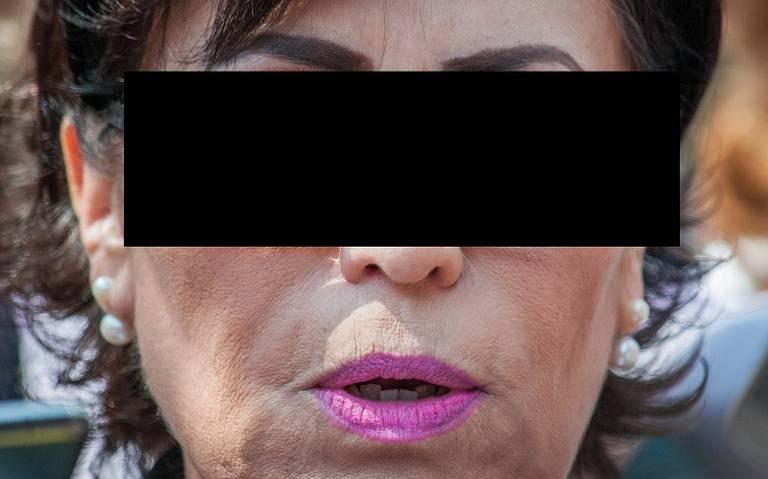 Rosario Robles vuelve a impugnar prisión preventiva