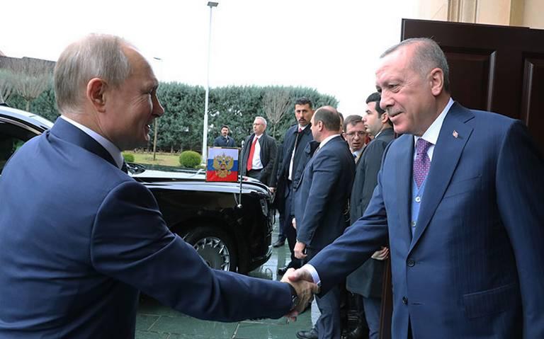 Turquía y Rusia inauguran gasoducto que conecta con Europa