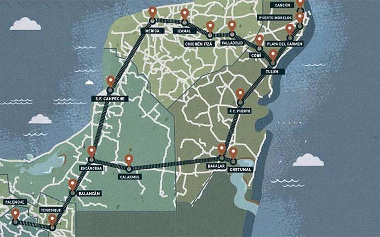 Construcción de Tren Maya iniciará el 30 de abril: Fonatur