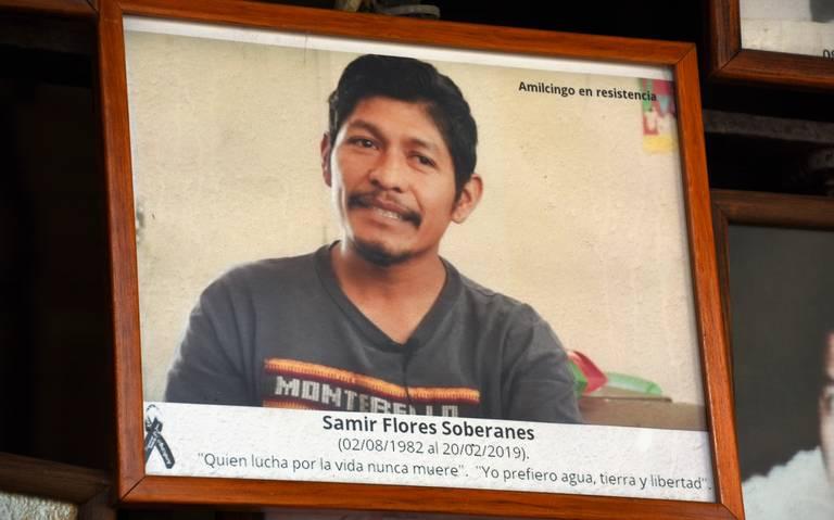 Anuncian protestas a un año de muerte de Samir Flores