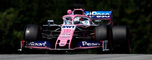 Racing Point cambiará a llamarse Aston Martin