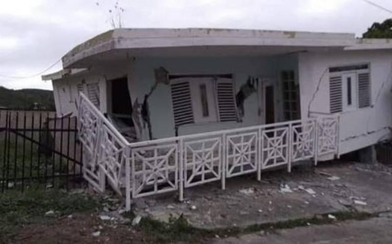 Se registra sismo de magnitud 5.8 en Puerto Rico