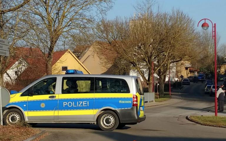 Tiroteo en Alemania deja al menos seis muertos