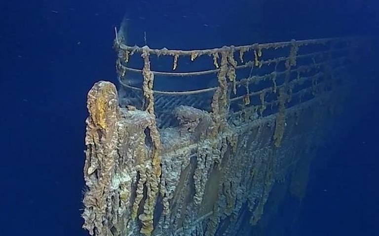Proponen preservar restos del Titanic con protección exclusiva