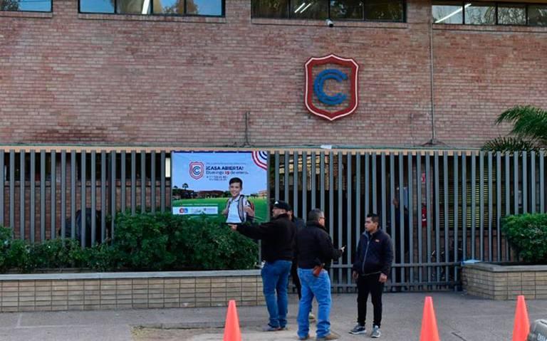 Dan de alta a cinco lesionados en tiroteo de Colegio Cervantes
