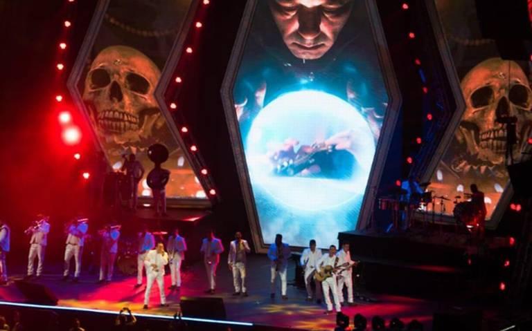 """La Trakalosa de Monterrey brilla con su """"Sensaxión Tour"""""""