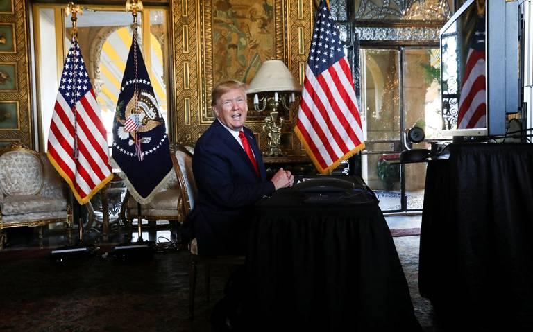 Juicio político a Trump podría empezar en pocos días