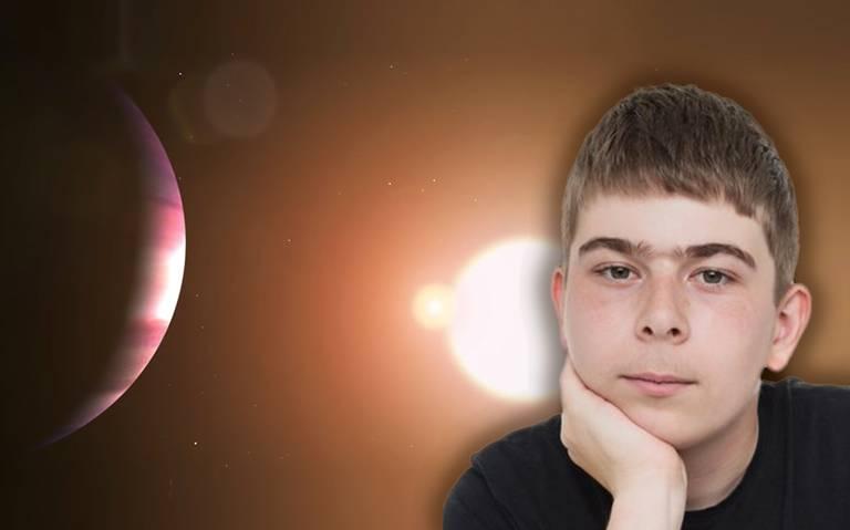 Wolf Cukier, el joven que descubrió un planeta en su tercer día en la NASA