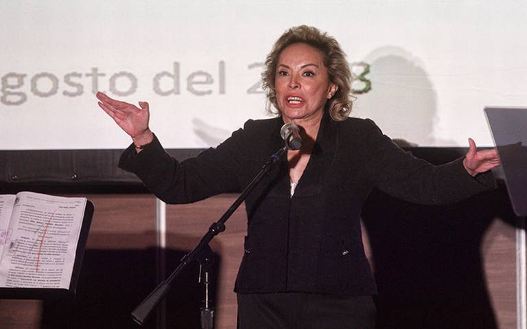 Elba Esther Gordillo pide Consejo Nacional para renovar SNTE