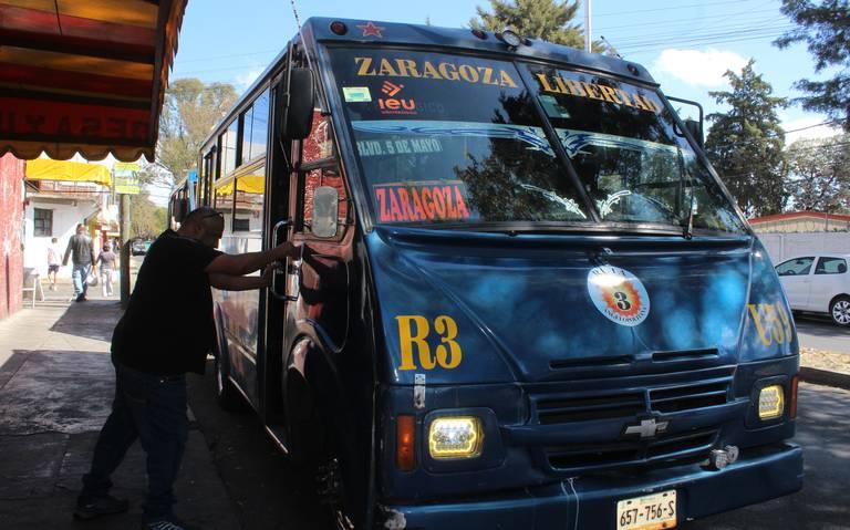 Más de un centenar de transportistas se amparan contra la modernización
