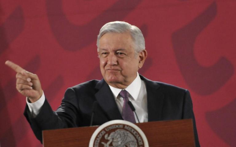 AMLO ve mano negra en movimientos de la UNAM