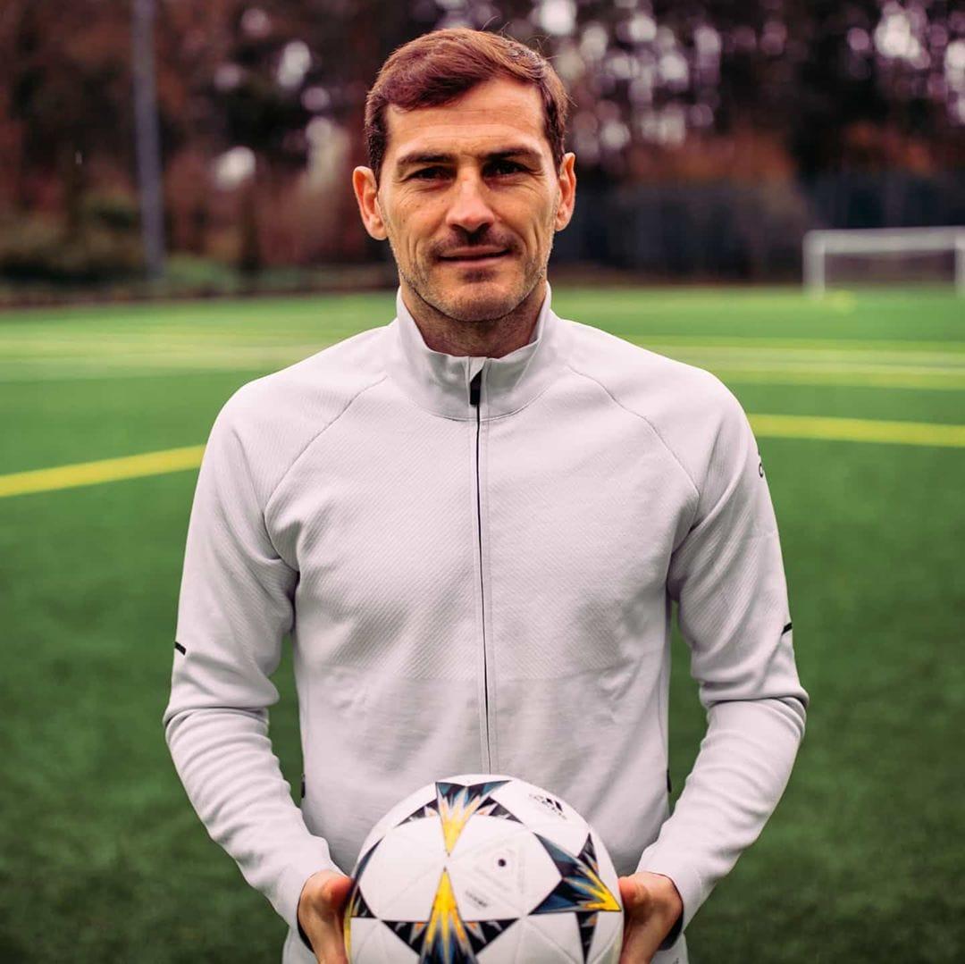 Iker Casillas busca un lugar en la política del deporte