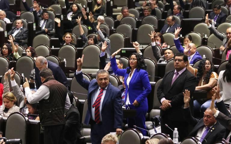 Morena busca imponer su agenda a la oposición