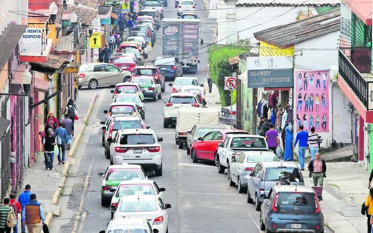 Meterán en orden a estacionamientos; regularán tarifas en Xalapa