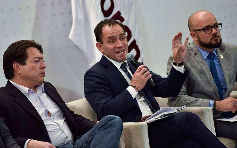 Así justificó Arturo Herrera con los diputados el bajo crecimiento económico