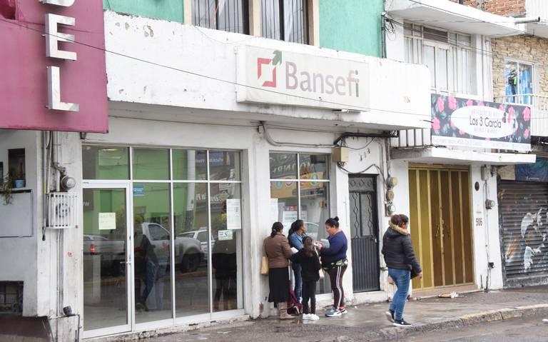 Evalúa Hacienda fondos para sucursales del Banco del Bienestar