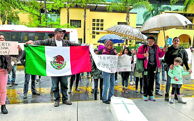 Demandan intervención en río sucio de Jalisco