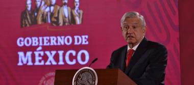 AMLO encabezará ceremonia de reconocimiento a la Fuerza Aérea Mexicana