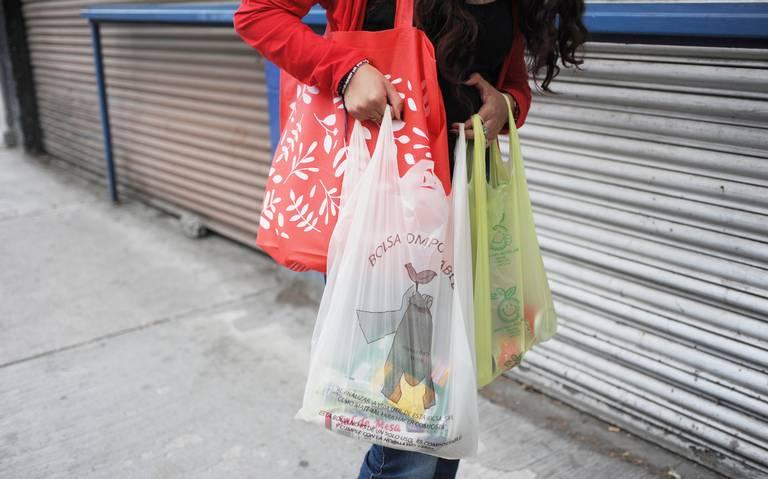 Bolseros apuestan al reciclaje en la CDMX
