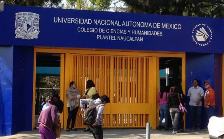 Anuncian paro de 72 horas en el CCH Naucalpan