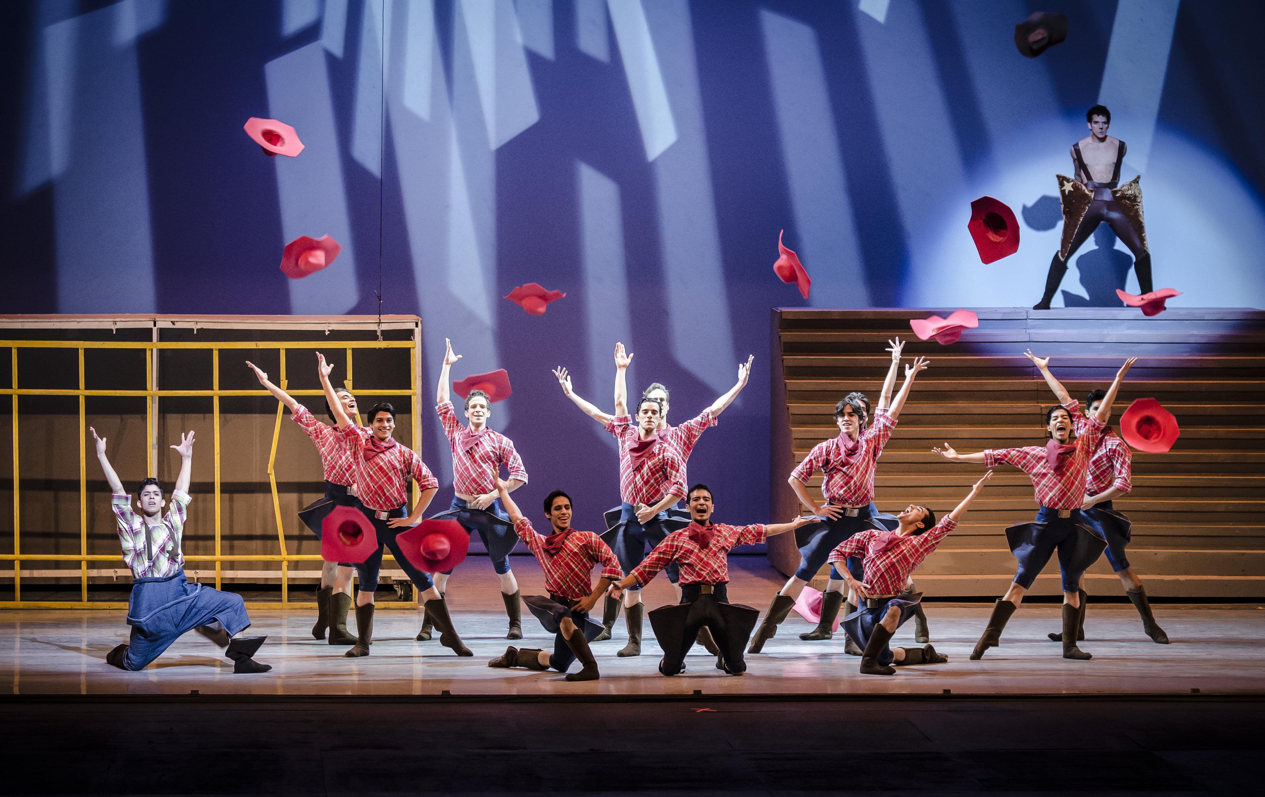 La Compañía Nacional de Danza presentará Cri-Crien el Palacio de Bellas Artes