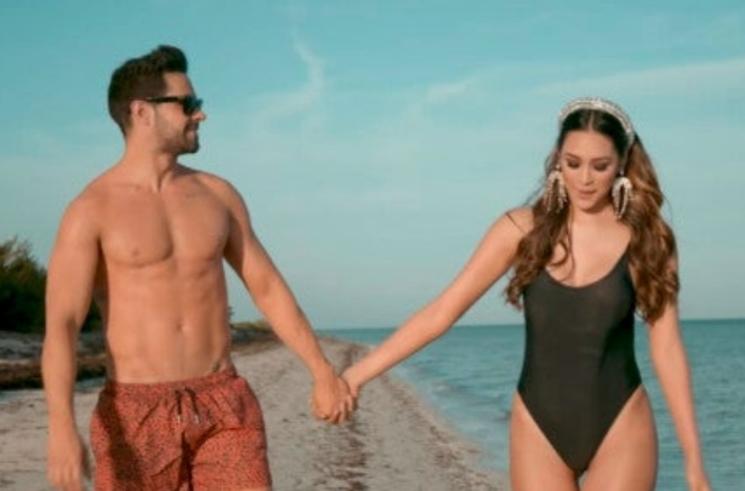 Ex novio de Danna Paola lanza indirectas bien directas