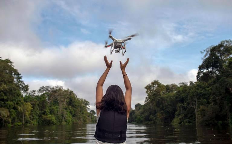 Drones, una nueva herramienta en seguridad