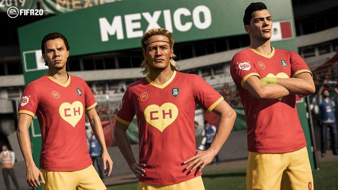 """FIFA 20 recuerda a """"Chespirito""""de esta forma"""