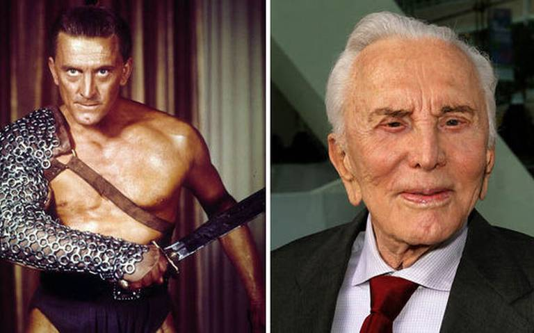 Fallece Kirk Douglas, el primer Espartaco de Hollywood