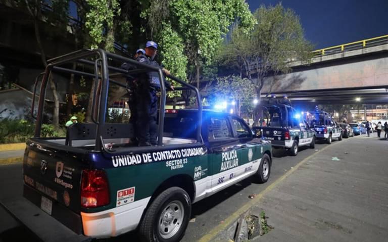 Bajan los delitos de alto impacto en la MH, aseguran autoridades