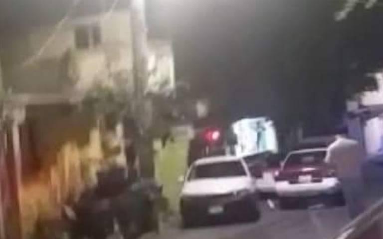 Balacera en la Magdalena Contreras deja tres muertos