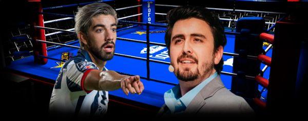 Pizarro y Amaury se agarraron a golpes