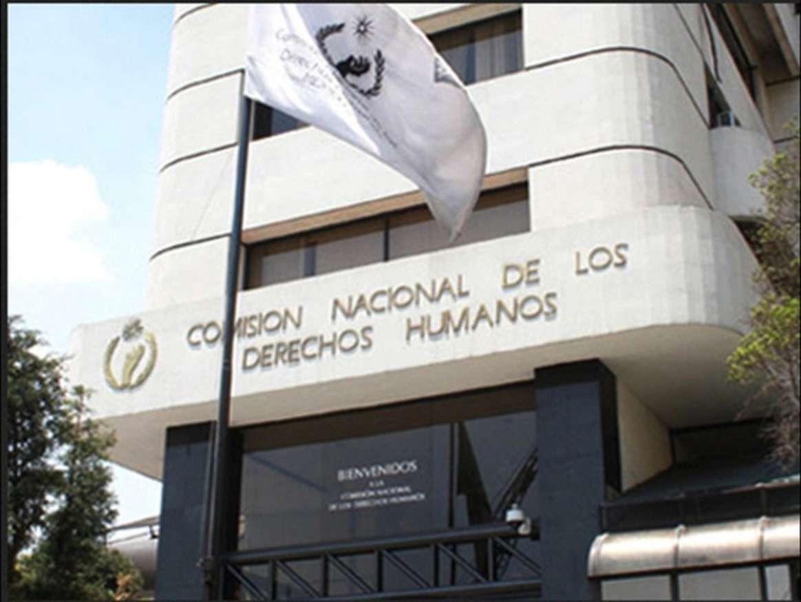 CNDH condena actos de violencia en contra de familiares de los 43 normalistas de Ayotzinapa