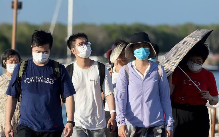 Turistas chinos en riesgo de quedar atrapados en Indonesia por coronavirus