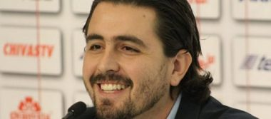Amaury Vergara desmiente pelea con Rodolfo Pizarro