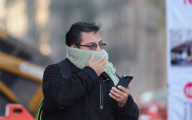 Se activa a alerta amarilla por temperaturas bajas en la capital del país