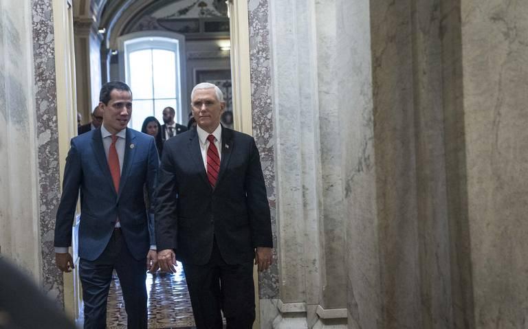 Juan Guaidó se reunirá hoy con Donald Trump en la Casa Blanca