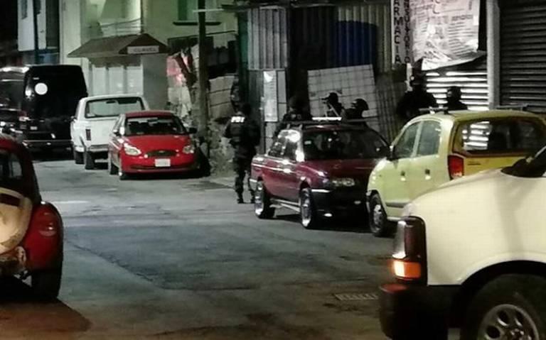 """Caen integrantes de la banda """"Los Rodolfos"""" en Xochimilco"""