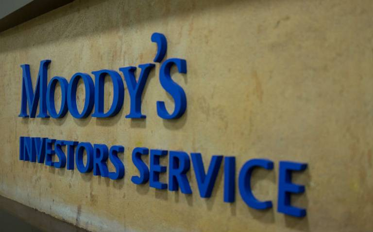 Recorta Moody's expectativa de crecimiento para México a 1%