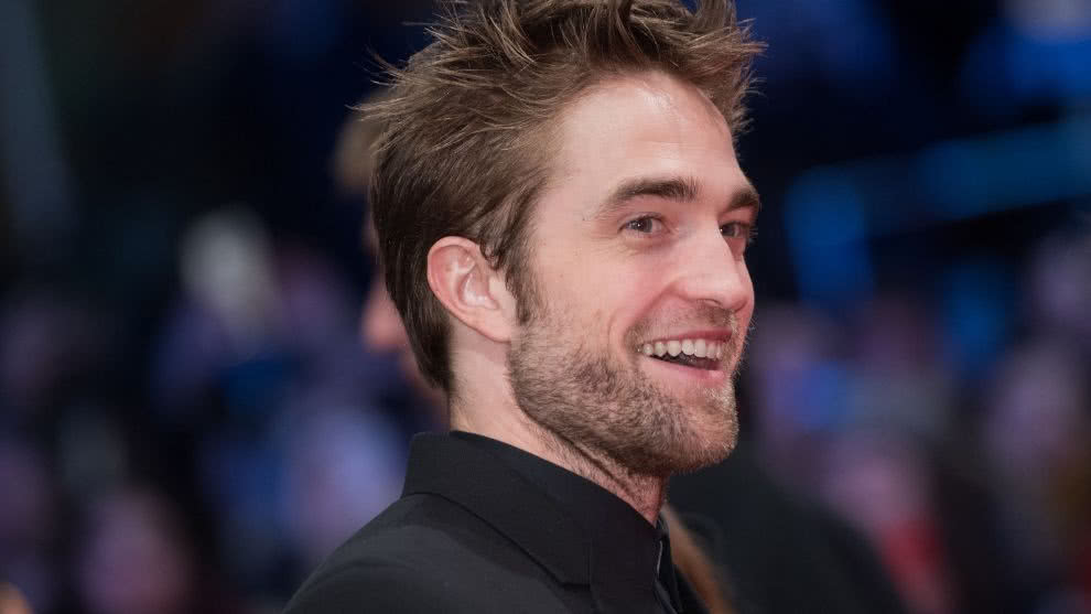 ¡De vampiro a sexy hombre! Robert Pattinson, el mas guapo del mundo