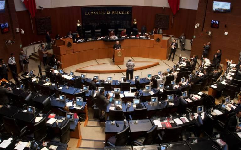 Senado rechaza atentados contra Rectoría de la UNAM