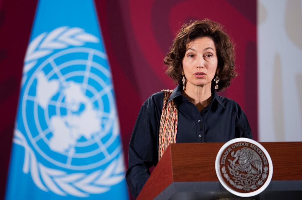 """Reconoce Directora Genreal de la UNESCO el programa """"Pilares"""""""