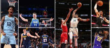 COVID-19 en la economía de la NBA