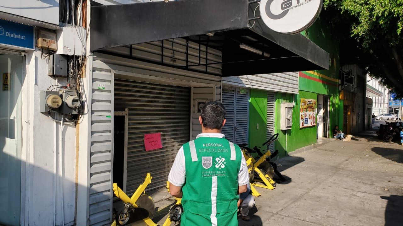 Inicia INVEA acciones para inspeccionar cierre de establecimientos por contingencia sanitaria