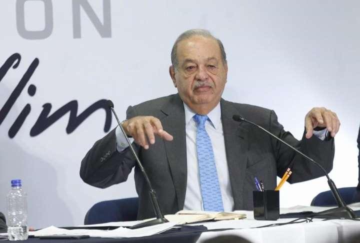 Fundación Carlos Slim y Carso destinarán mil millones de pesos ante crisis por Pandemia