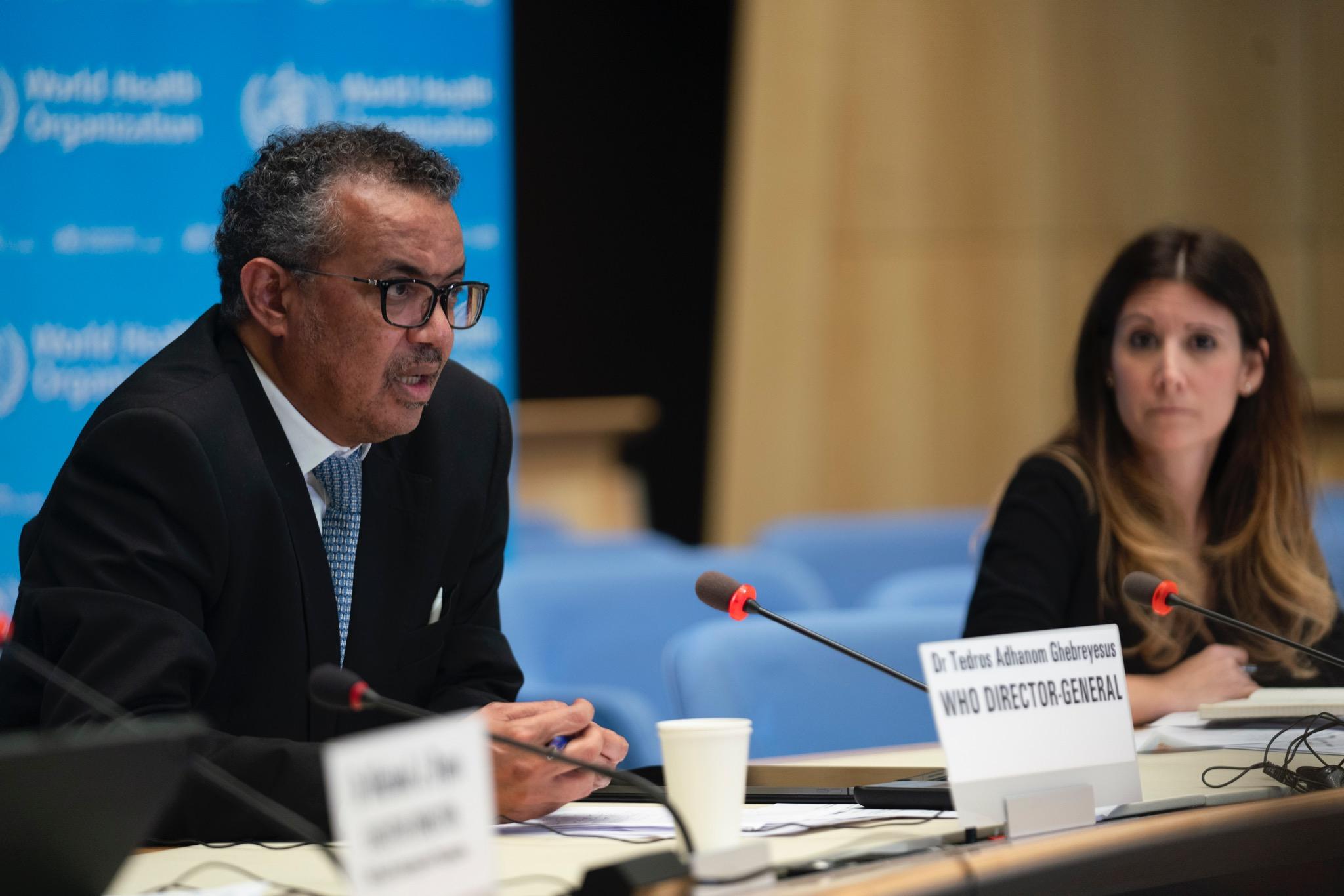 OMS exige a México medidas más contundentes ante el COVID-19
